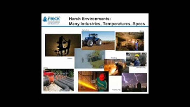 RFID Tags for Harsh Environments