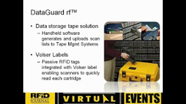 RFID Solutions for the Financial Services Industry