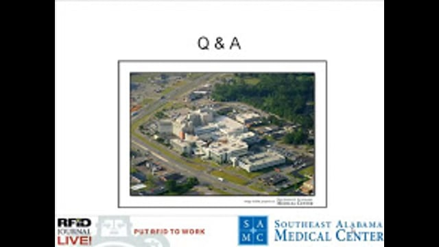 How To Deploy: Reducing Labor Costs and Increasing Efficiencies With RFID at Southeast Alabama Medical Center