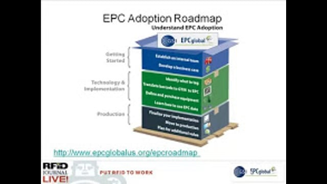 EPC for Visibility: Getting Ready for Visibility
