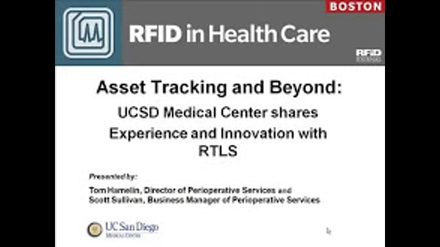 Beyond Asset Tracking: How UCSD Medical Center Achieved an ROI With an Active RFID Real-Time Location System