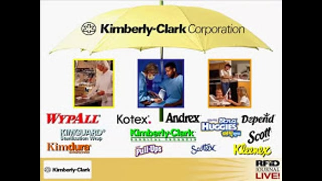 Kimberly-Clark Uses RFID to Improve Shipping Accuracy at Manufacturing Plants