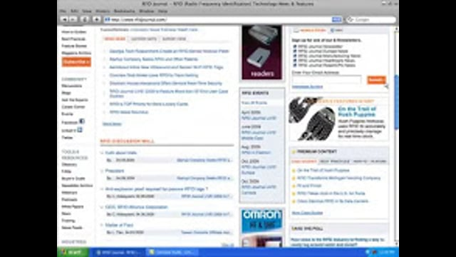 Take Advantage of RFID Journal's Tools and Resources