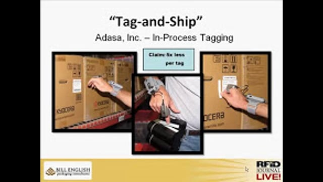 RFID-Enabled Packaging Products