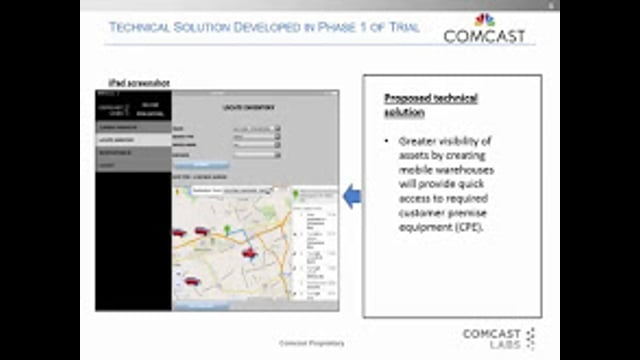 RFID Improves Real-Time Inventory and Visibility for Comcast