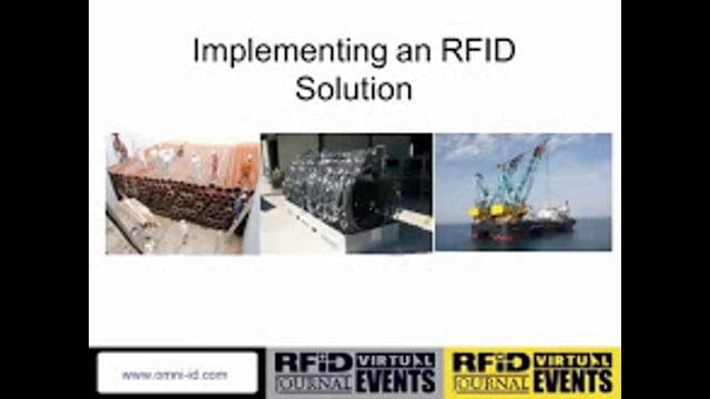 Asset Tracking in Harsh Environments Using an Interoperable Active RFID System
