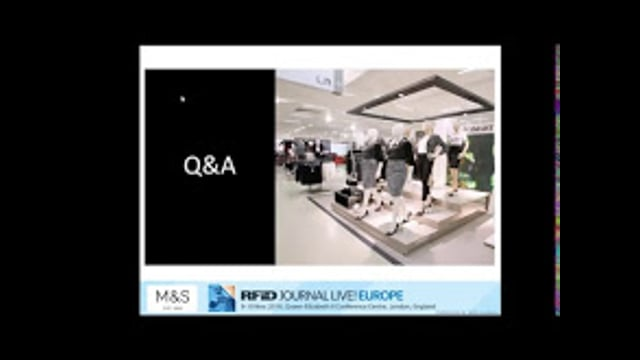 Marks & Spencer Broadens and Deepens its RFID Use