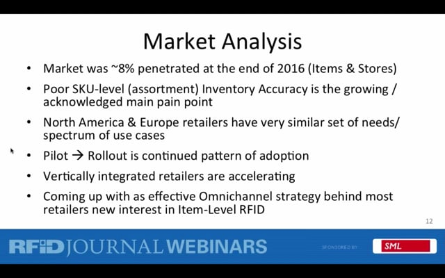Learn What Differentiates Successful Retail RFID Deployments