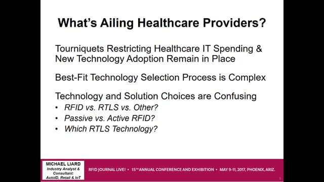 RFID in Health Care: The Cure for Costs, Not a Costly Cure