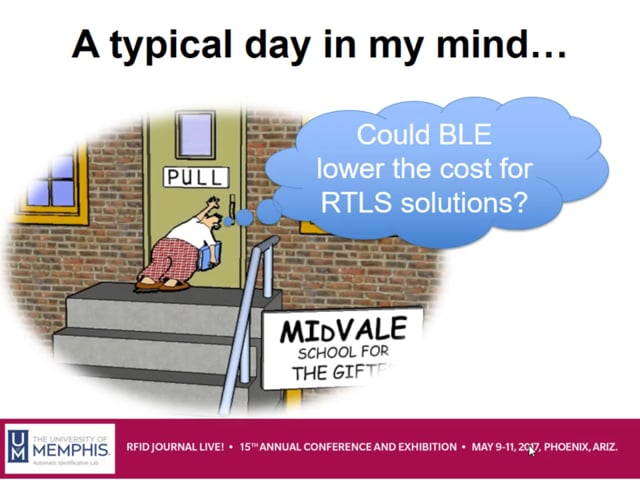 BLE Continued: The Ongoing Adventures of a Low-Cost RTLS Search