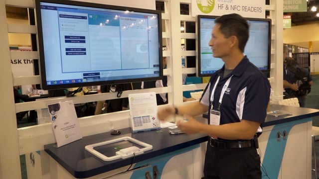 STMicroelectronics Reveals New Products at RFID Journal LIVE! 2017