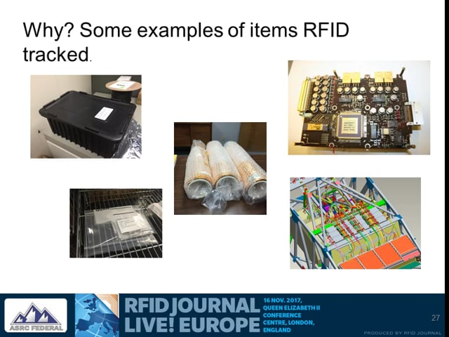 RFID Reduces Costs, Scheduling Impacts for NASA JWST Mission