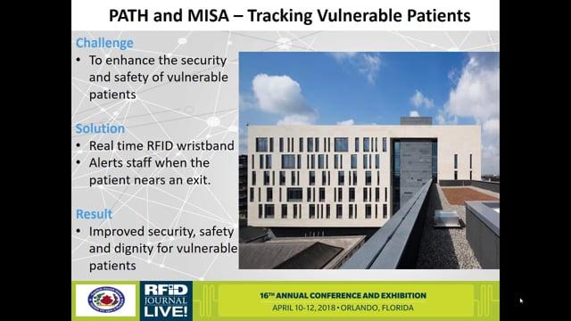 St. James's Hospital Tracks Assets, People and Surgical Samples via RFID