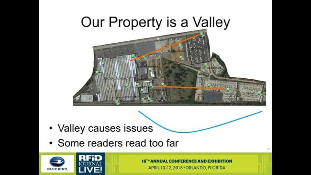 RFID Helps Blue Bird Find Buses in Yard
