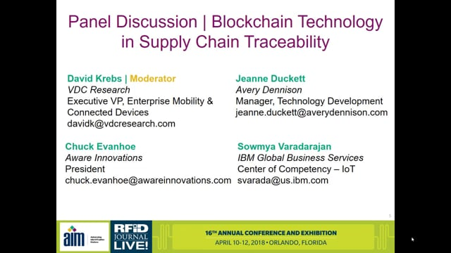 Using Blockchain Technology in Supply Chain Traceability Systems