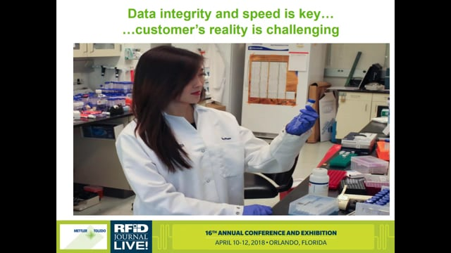 Mettler-Toledo Rainin, LLC Uses RFID to Reduce Out-of-Service and Specification Related Costs For Labs