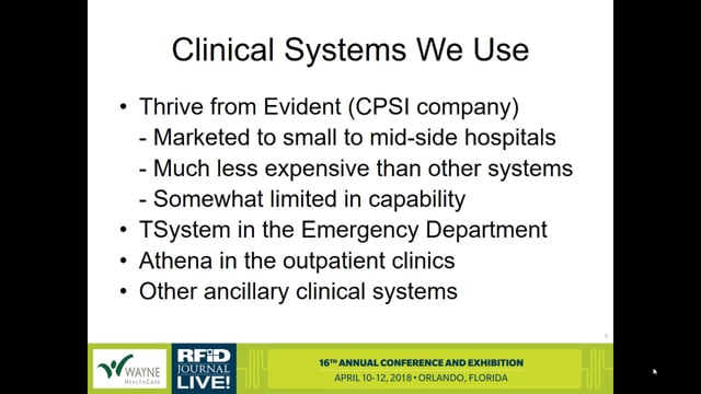 Wayne HealthCare Uses RFID to Enhance Patient Satisfaction