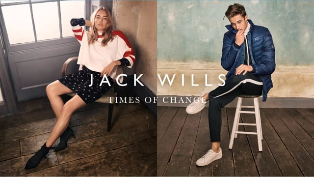 Jack Wills Deploys RFID to Drive Stock Accuracy