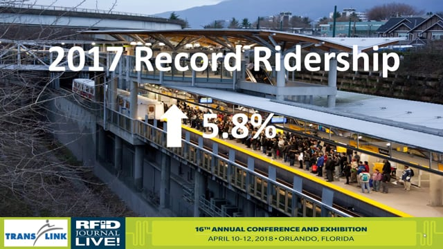 TransLink Leverages RFID for Universal Access for Customers Who Have Limited Use of Their Hands