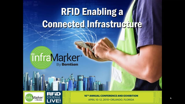RFID Infrastructure Marking for a Connected World