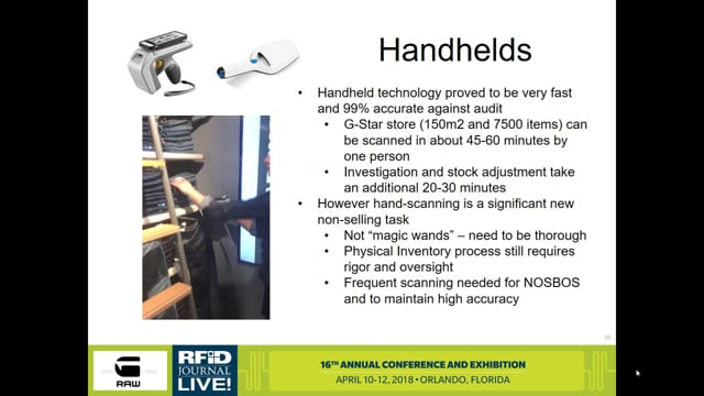 Improving Inventory Accuracy With RFID