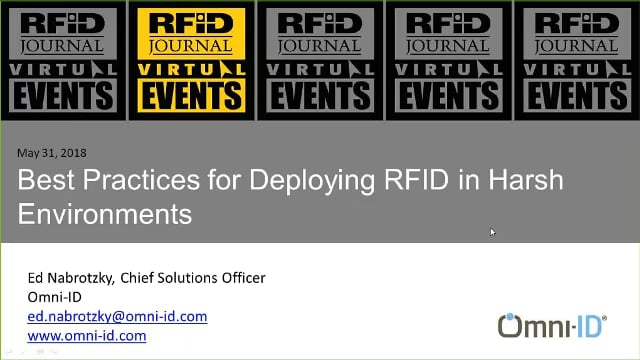 Best Practices for Deploying RFID in Harsh Environments