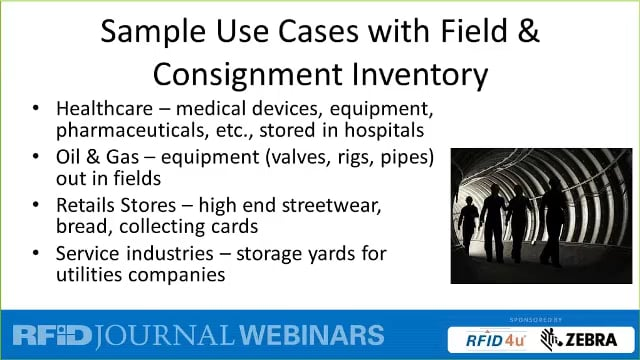 Simplifying Field and Consignment Inventory Management With RFID