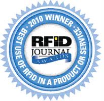 2010 RFID Journal Award: RFID Helps Ensure That Special Cup of Joe