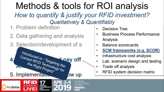 Building Your RFID Business Case