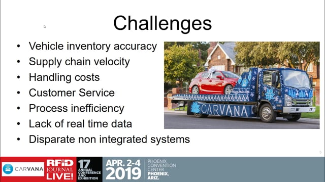 Carvana Uses RFID to Drive Efficiency and Customer Satisfaction