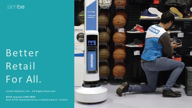 Award Finalists Session: Best Retail Implementation — Simbe Robotics