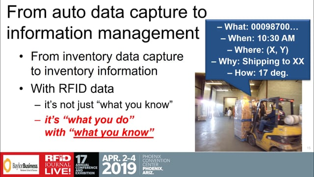 Linking RFID to Inventory-Management Best Practices