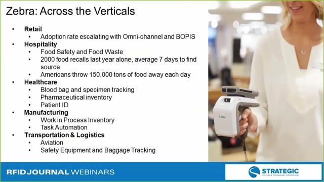SSTID Webinar: How to Optimize Your Workforce with RFID