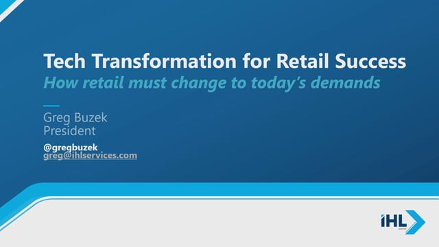 Tech Transformation For Retail Success