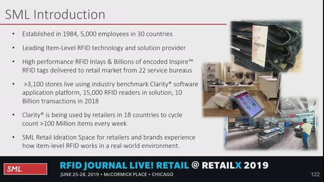 Why Retailers Are Adopting Item-level RFID