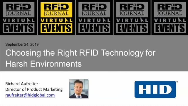 Complex Environments Require Robust Design: Learn How the Most Critical Applications Benefit From Specialized RFID