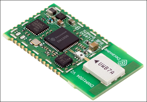 New RTLS Module to Cut Active UWB Tag Cost