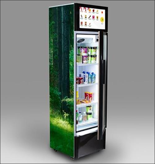 New Retail Kiosk Enables RFID-based Sales