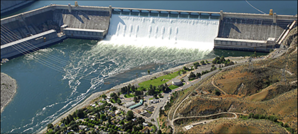 Hydroelectric Dam Tracks Weapons, Equipment With Wireless RuBee Technology