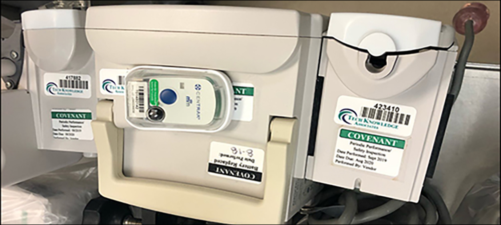Texas Hospital Expands RFID-based Condition and Asset Management