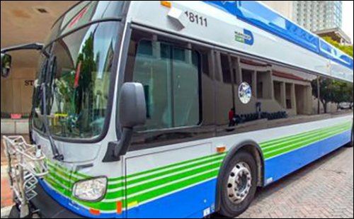 Transport Companies in Miami, Philadelphia Opt for Contactless Payments
