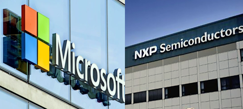 NXP, Microsoft Expand IoT Real-Time Operation System Partnership