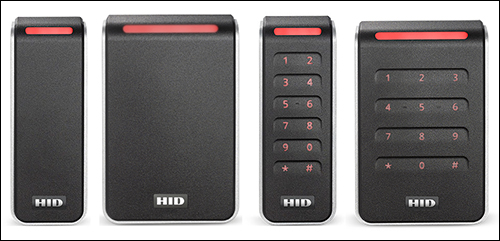 Access-Control Unit Offers RFID, BLE and Server Connectivity