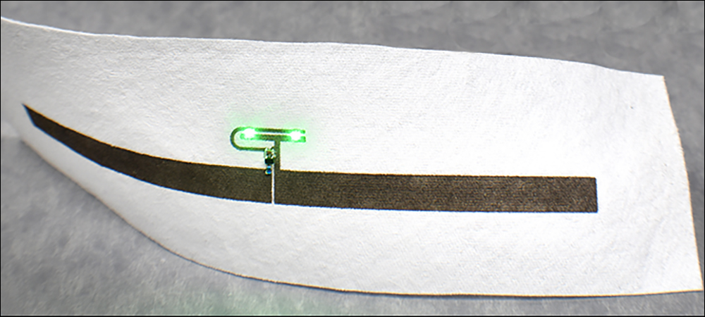 Powercast, LiquidX Enable Washable e-Textiles With Wireless Charging Electronics