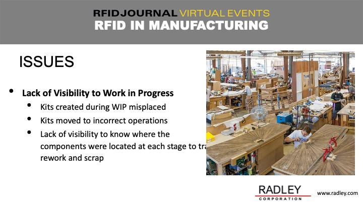 RFID In Manufacturing 2020