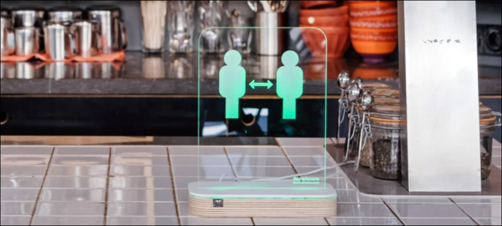Time-of-Flight System Detects Proximity to Protect Customer Service Workers