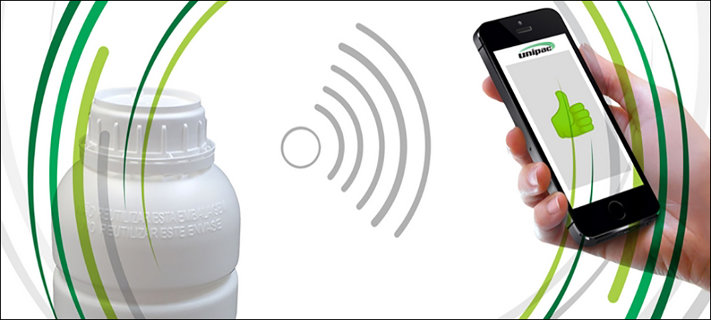 Unipac Guarantees Agricultural Product Authenticity via NFC