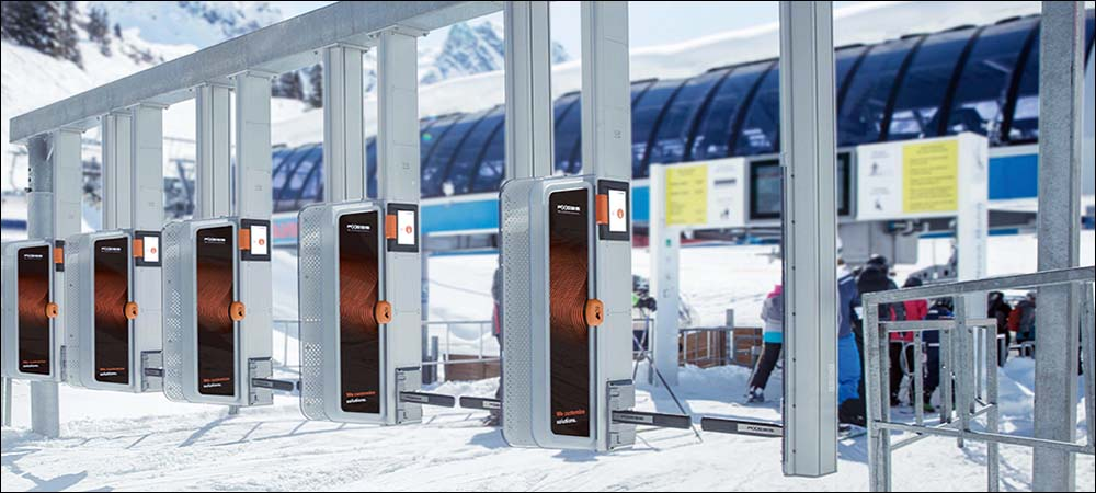 RFID Brings Near-Touchless Ticket, Gate Access to Skiers