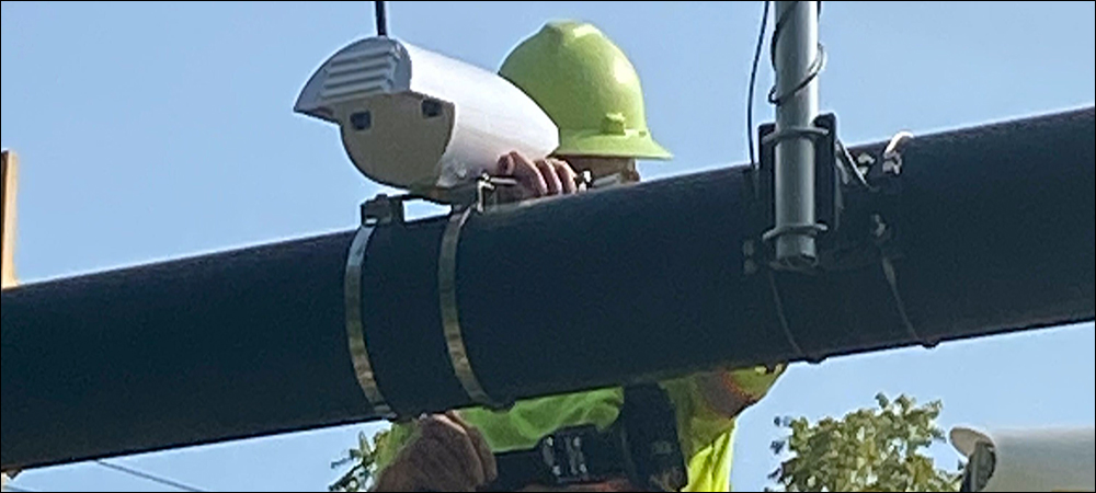 LoRaWAN Delivers Road Intelligence to Public Works