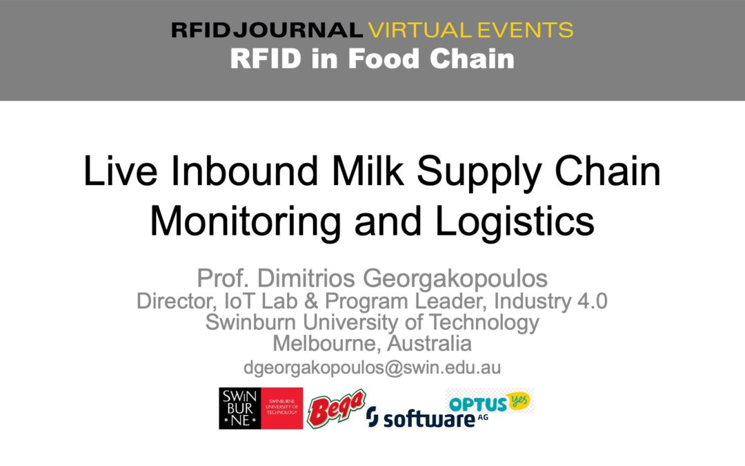 IoT Intelligence Ensures Product Quality and Improves Supply Chain Efficiency for Bega Cheese